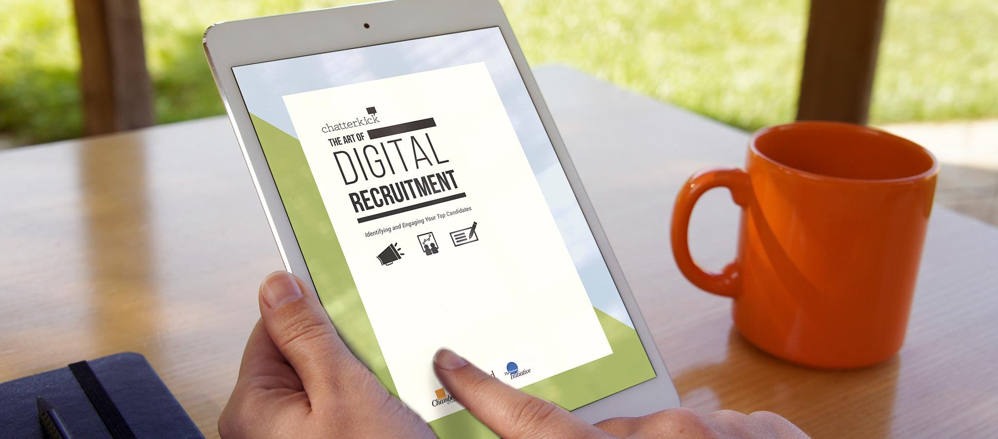The Art of Digital Recruitment